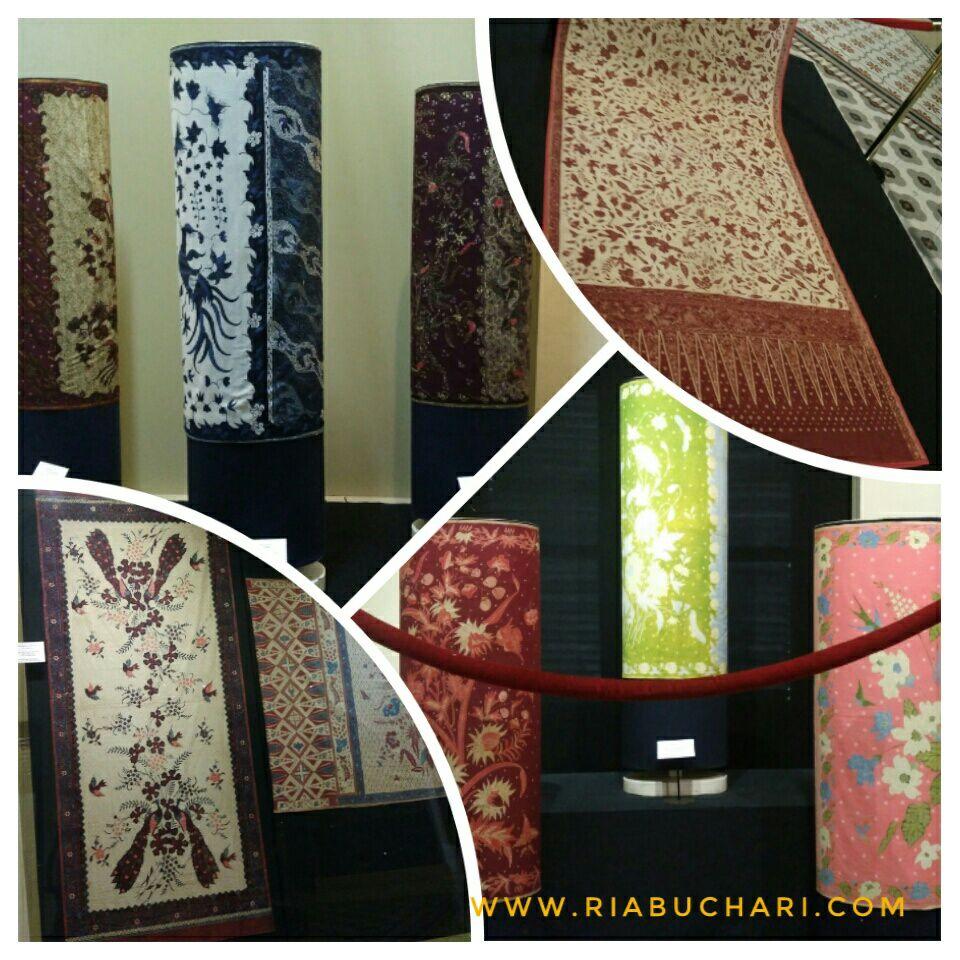 Ria Buchari Wisata Belanja Di Museum Tekstil Bersama Honestbee