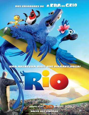 Rio 201 Hindi Dual Audio BluRay Full Movie Download
