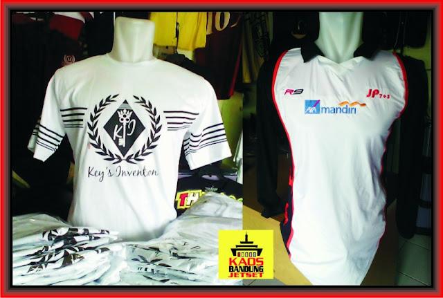 Vendor Kaos Murah Bandung Bikin Baju Distro Berkualitas