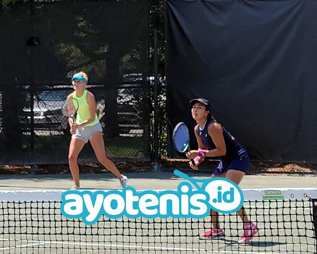 Aldila Sutjiadi/Erin Routliffe Melenggang ke Semifinal Turnamen WTA Charleston Amerika Serikat