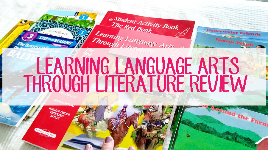 learning language arts throught literature review