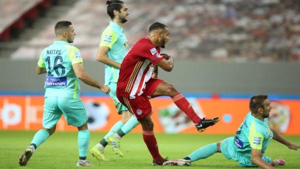 Ο Ολυμπιακός σάρωσε στο β' μέρος με 4-0 τον Ατρόμητο