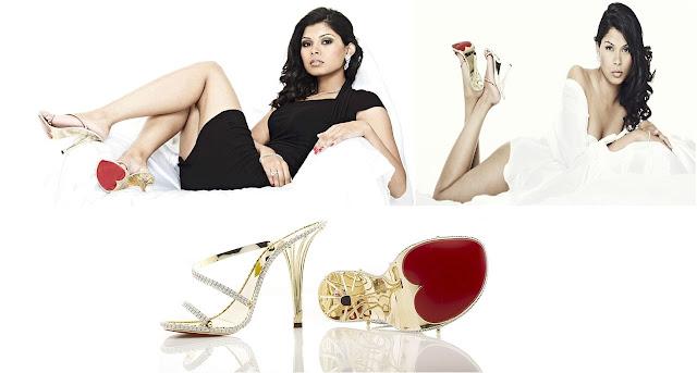 En Pahalı Kadın Topuklu Ayakkabıları - Borgezie - Eternal Diamond - Kurgu Gücü