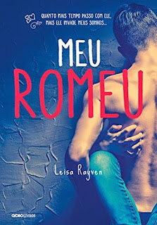 [Resenha] Meu Romeu - Leisa Rayven