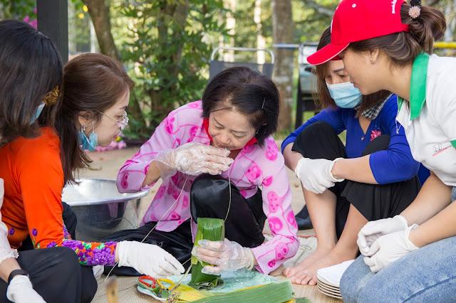 Workshop hướng dẫn làm bánh truyền thống
