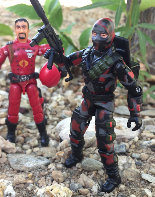 2005 Crimson Firefly, 2003 Agent Faces