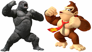 Segredos obscuros do Donkey Kong