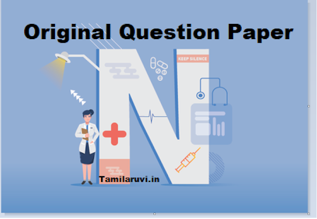NEET - AIPMT 2010 Main Original Question Paper and Answer Key