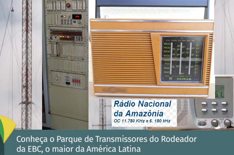 Na década de 1990 a Rádio Nacional da Amazônia era a mais ouvida nos quatro canto do Brasil, era comum em cada casa existia um rádio de pilhas para ouvir a Nacional. Mas como chegava o sinal e as vozes dos nossos locutores em nossa casa?