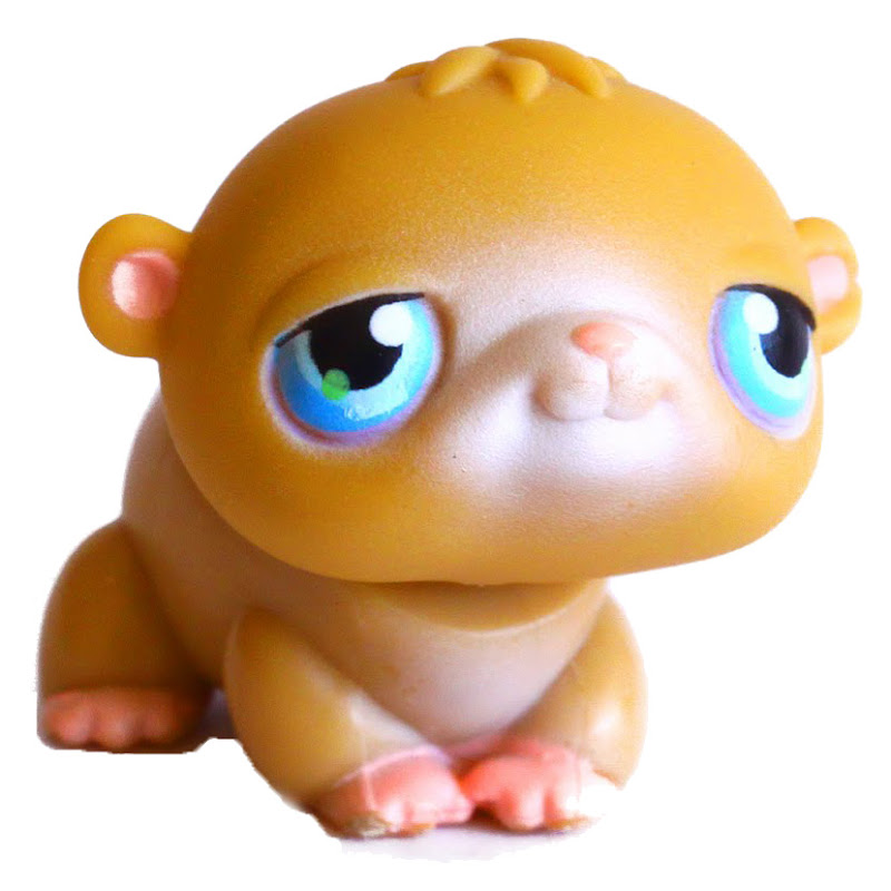 Littlest Pet Shop Pet Pairs Hamster 54 Pet Lps Merch
