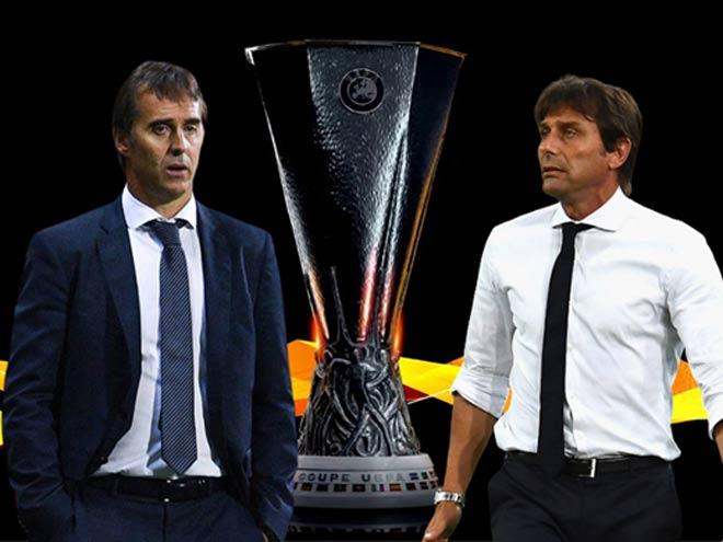 """Inter Milan đấu """"Vua săn cúp"""" Europa League: Conte không sợ """"vết xe đổ"""" MU 2"""