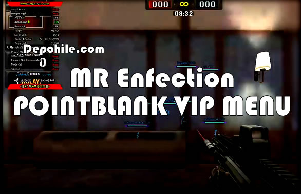 PointBlank TR VIP D3D Menu ESP, Aimbot Hilesi İndir Nisan 2020