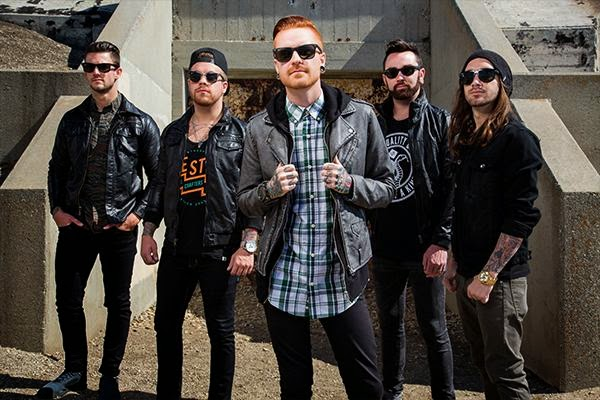 memphis may fire - band