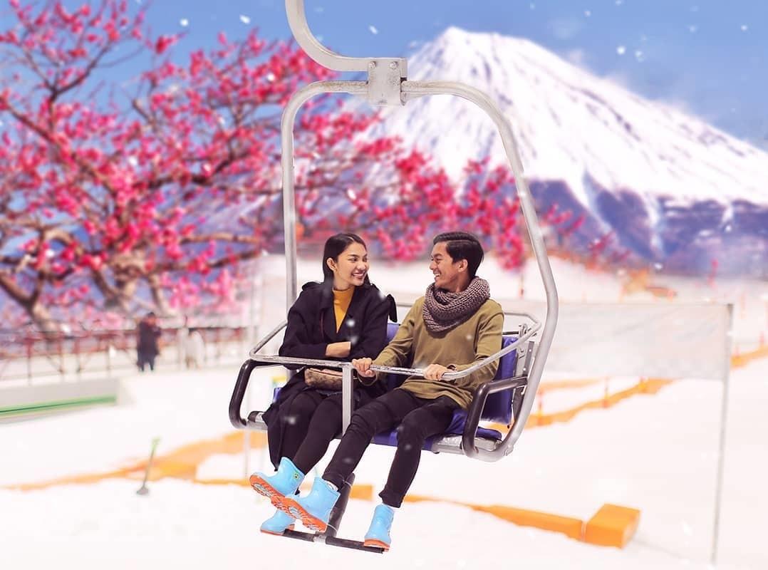 Harga Tiket Masuk Trans Snow World Bintaro