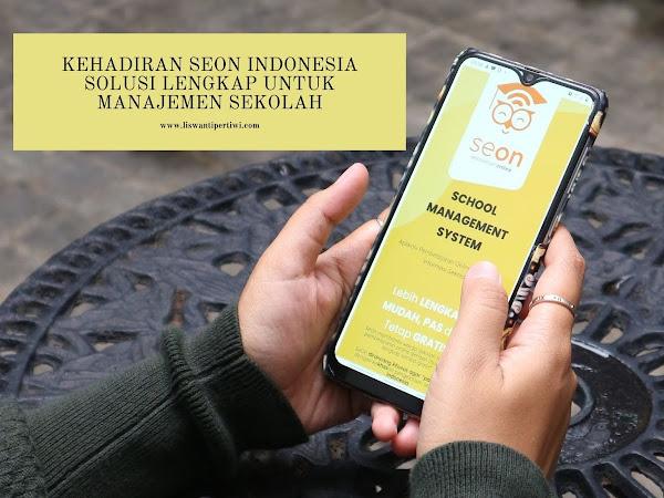 Kehadiran SEON Indonesia Solusi Lengkap untuk Manajemen Sekolah