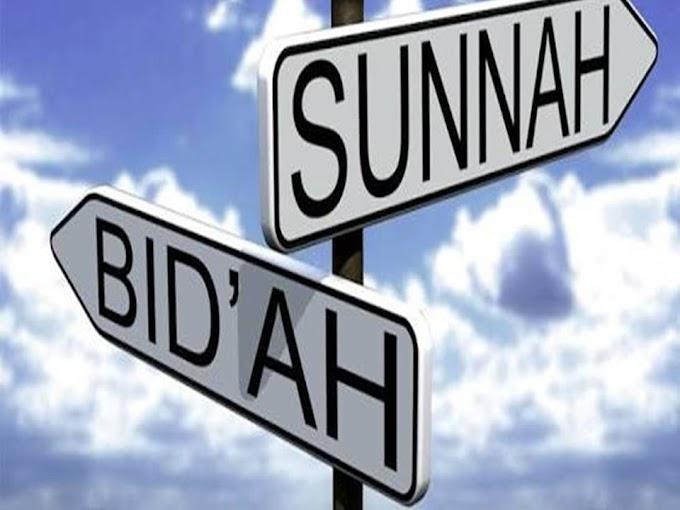 Salah Memaknai Bid'ah &  Efek Buruknya Terhadap Peradaban