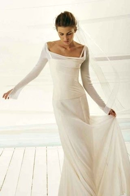 Honestly beautiful second time around wedding gowns for Second time around wedding dresses