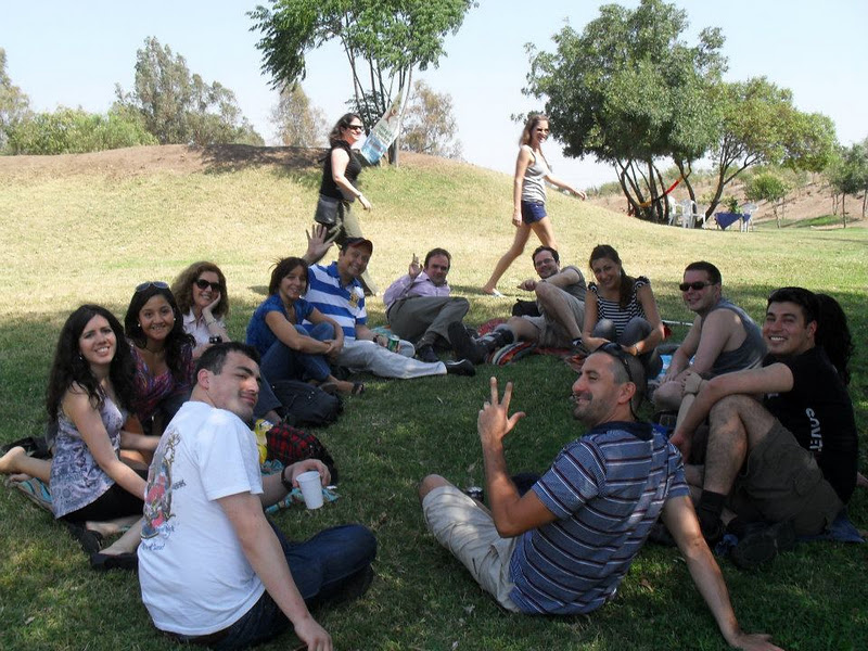Adventures in Chile: Karaoke in the Park, Online Bill Pay