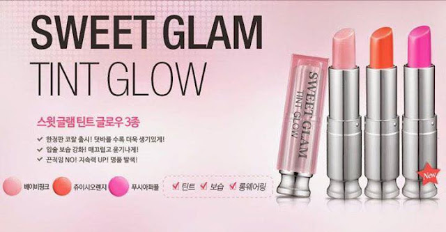 Secret Key Glam Tint Glow purple