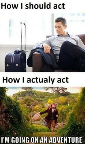 How you should act at the airport
