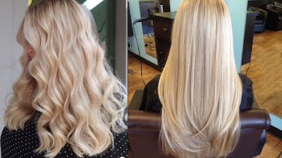 Màu bạch kim có lẽ đã quá khác biệt, nhưng bạn vẫn có thể kết hợp cùng các kiểu tóc khác tăng thêm sự mạnh mẽ và thu hút cho mình