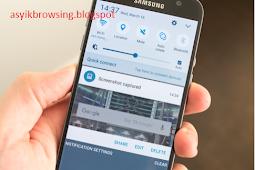 Cara Mudah Screenshot Di Handphone Android Tanpa Menekan Tombol Kombinasi
