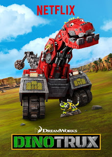 Dinotrux (2015-) Tv Series ταινιες online seires oipeirates greek subs