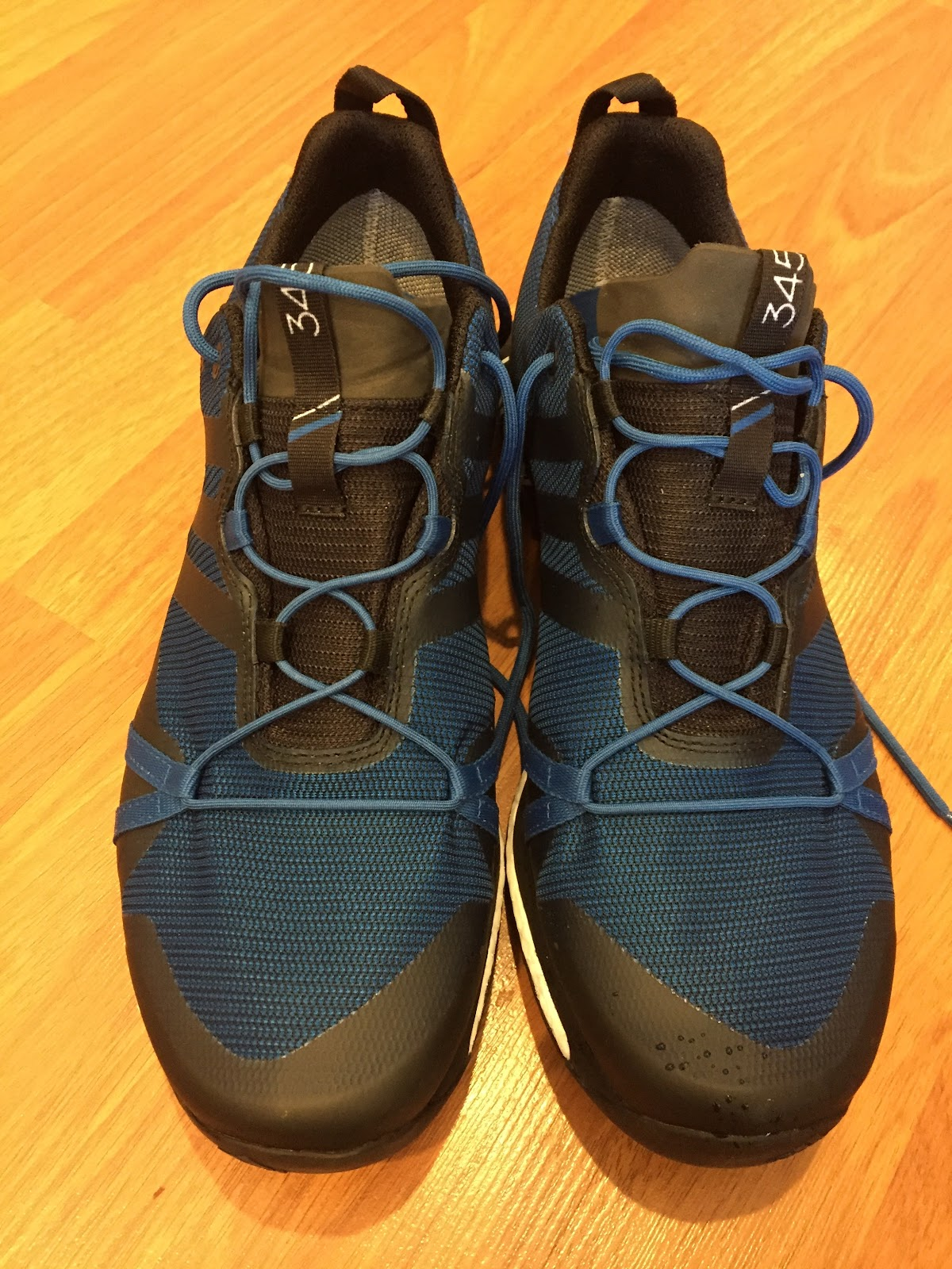 """cf83da2615fb5 Fit is true to size and I very much appreciate the improved """"normal"""" toe  box. I found the width to be perfect"""