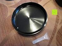 """Boden: DCOU aluminium tabak spice herb mühle / anlage mühle / pollen sammler mit magnetischen cover mit pollen - fänger 4 schichten 2,5 - Zoll """"schwarz"""