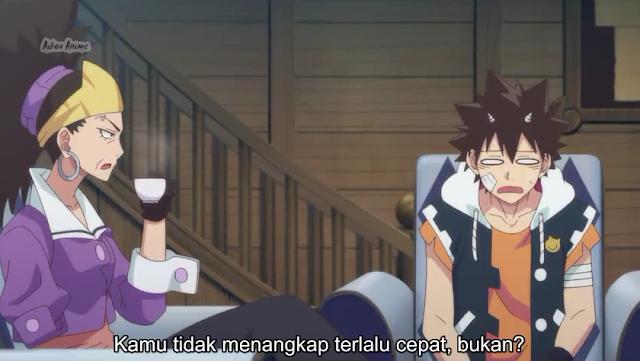 Radiant Season 2 Episode 01 Subtitle Indonesia