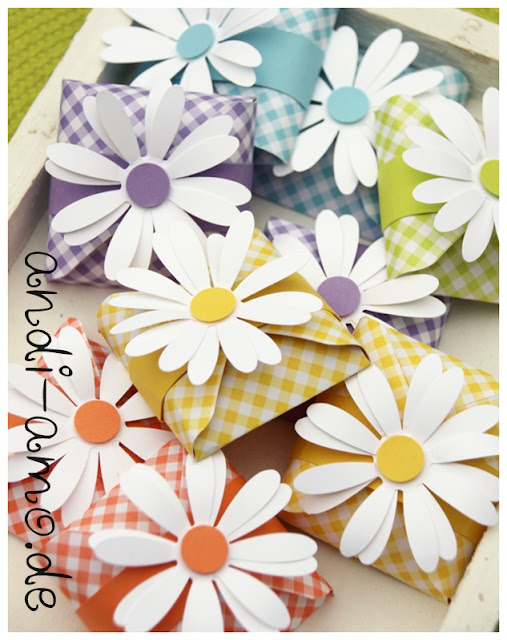 Goodies Stampin Up Stanze Gänseblümchen