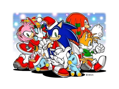 The Dreamcast Junkyard: Sonic Adventure's Christmas DLC and