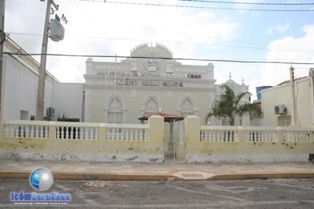 Nota de Pesar da Prefeitura de Caraúbas pelo falecimento da Senhora Maria de Lourdes