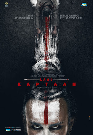 Poster Of Hindi Movie Laal Kaptaan 2019 Full HD Movie Free Download 720P Watch Online