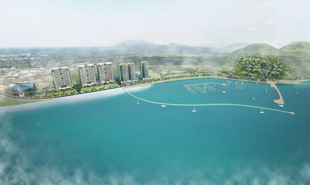 Phối cảnh Royal Marina Nha Trang