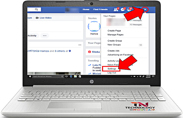 how to unblock facebook friend on computer