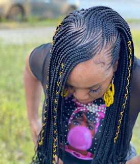 Latest Ghana weaving Hairstyles in Nigeria 2020