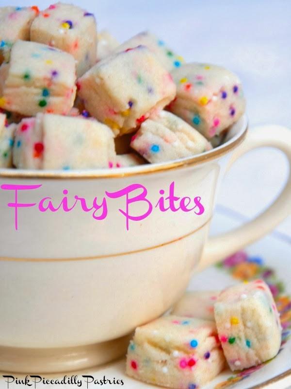 Fairy Bites | Spectacular DIY Kids Tea Party Ideas | afternoon tea menu ideas