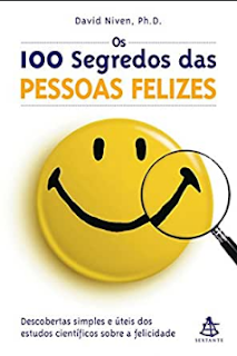 100 segredos das pessoas felizes epub - David Niven
