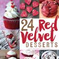 24 Red Velvet Desserts