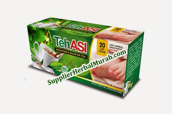 Teh ASI (Breast Milk Booster Tea)
