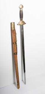 Espada, arma blanca