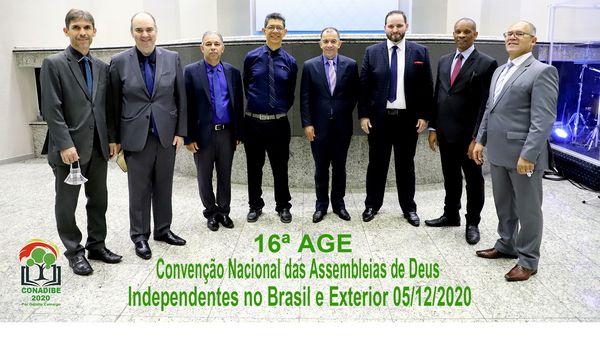 Consagração dos novos ministros do Campo Grajaú
