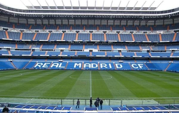 ريال مدريد يغير سانتياجو برنابيو