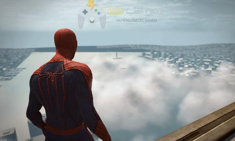 تحميل لعبة سبايدر مان الجديدة Amazing Spider Man للكمبيوتر برابط مباشر