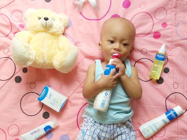 Saya Pilih Mustela Bebe Sebagai Perawatan Kulit Sehari-hari Buah Hati Saya