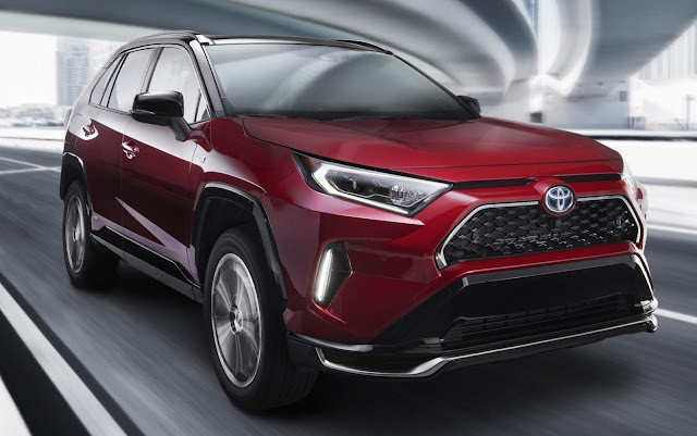 Toyota RAV4 Prime Plug-in Hybrid 2021