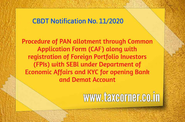 procedure-of-pan-allotment-through-common-application-form