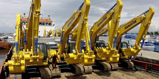 United Tractors Jual Alat Berat Komats