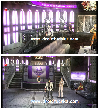 Mod Texture Fenrir Room (Purple) Naruto Shippuden Ultimate Ninja Impact
